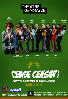 Cease Ceasar by Marcel Ghosn