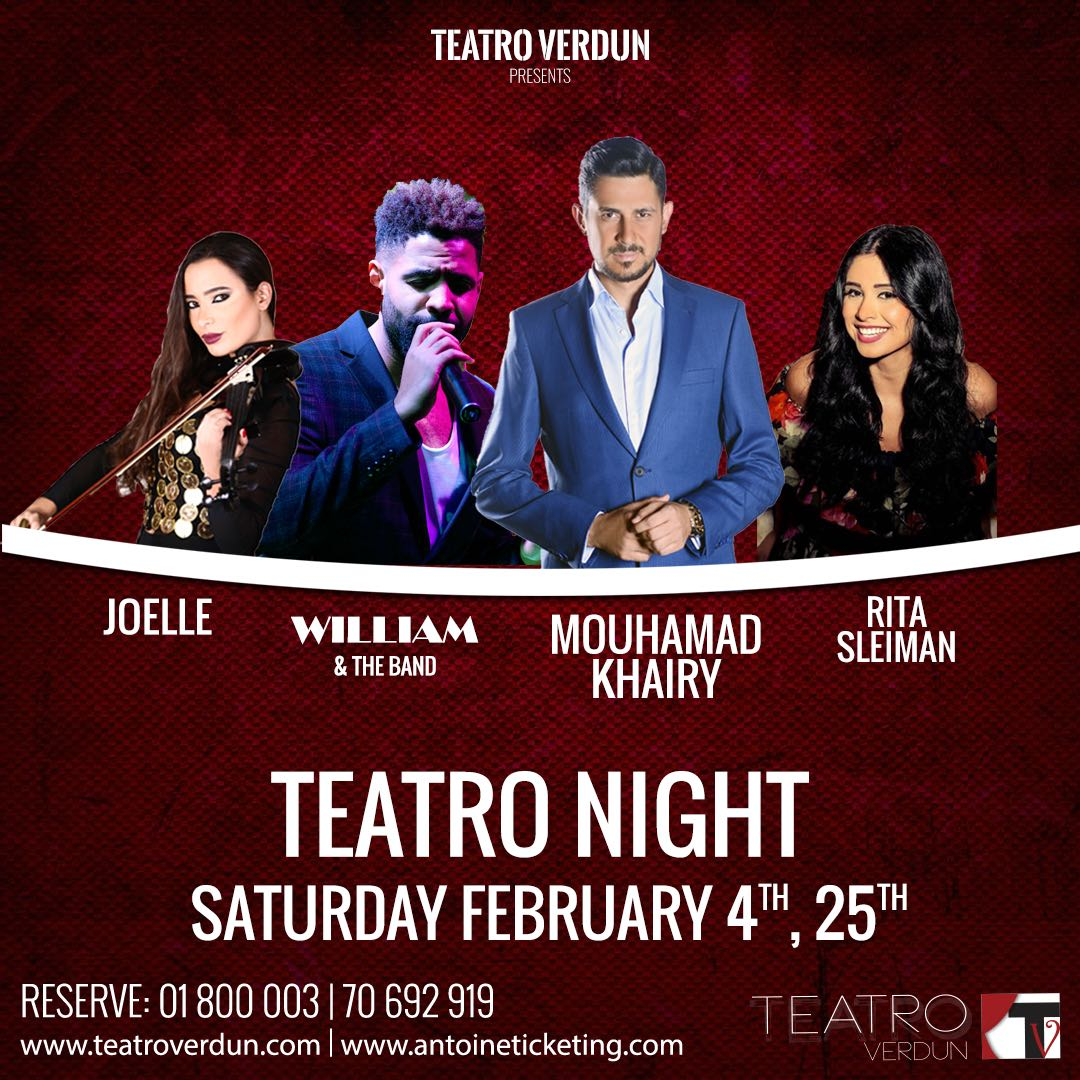 Teatro Verdun presents Teatro Night
