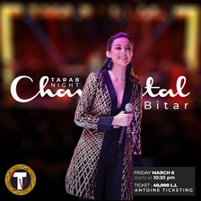 Tarab Night with Chantal Bitar