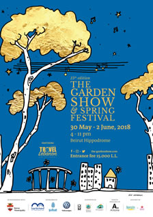 The Garden show & Spring Festival - 30 May - 2 June