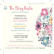 TEAL presents The Story Fiesta